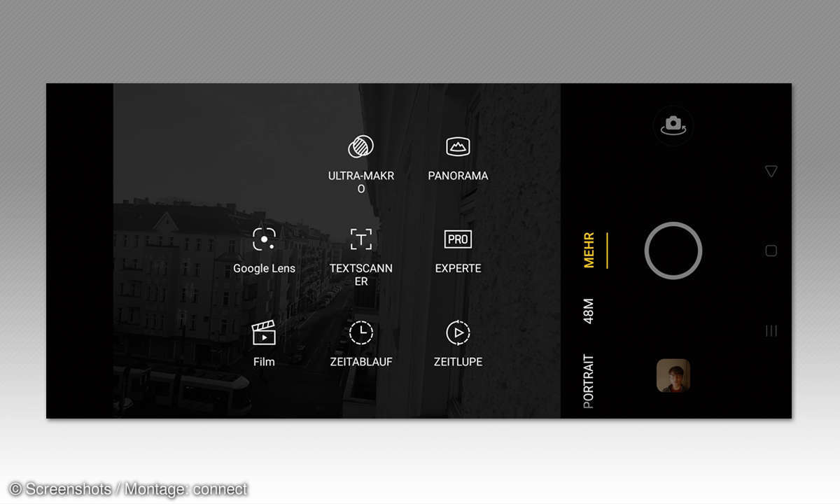 Realme 7 5G im Test - Kamera
