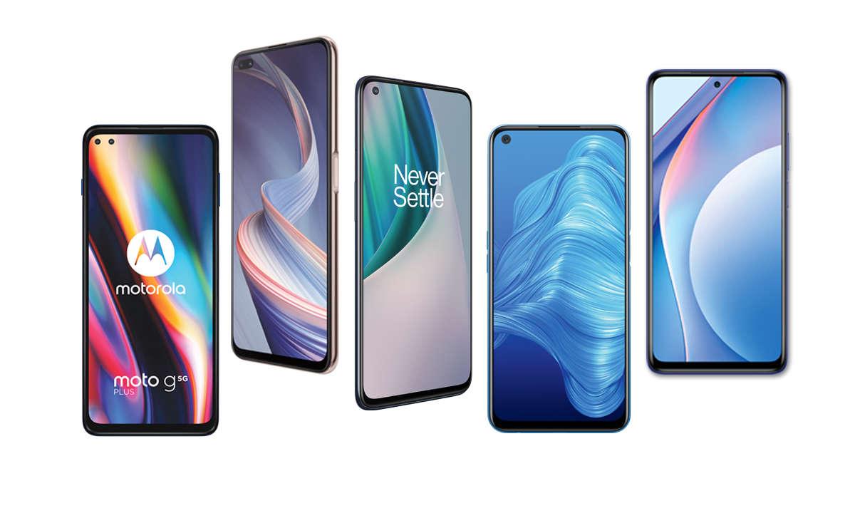 Motorola, Xiaomi, Oneplus & Co.: 5G-Handys im Vergleichstest