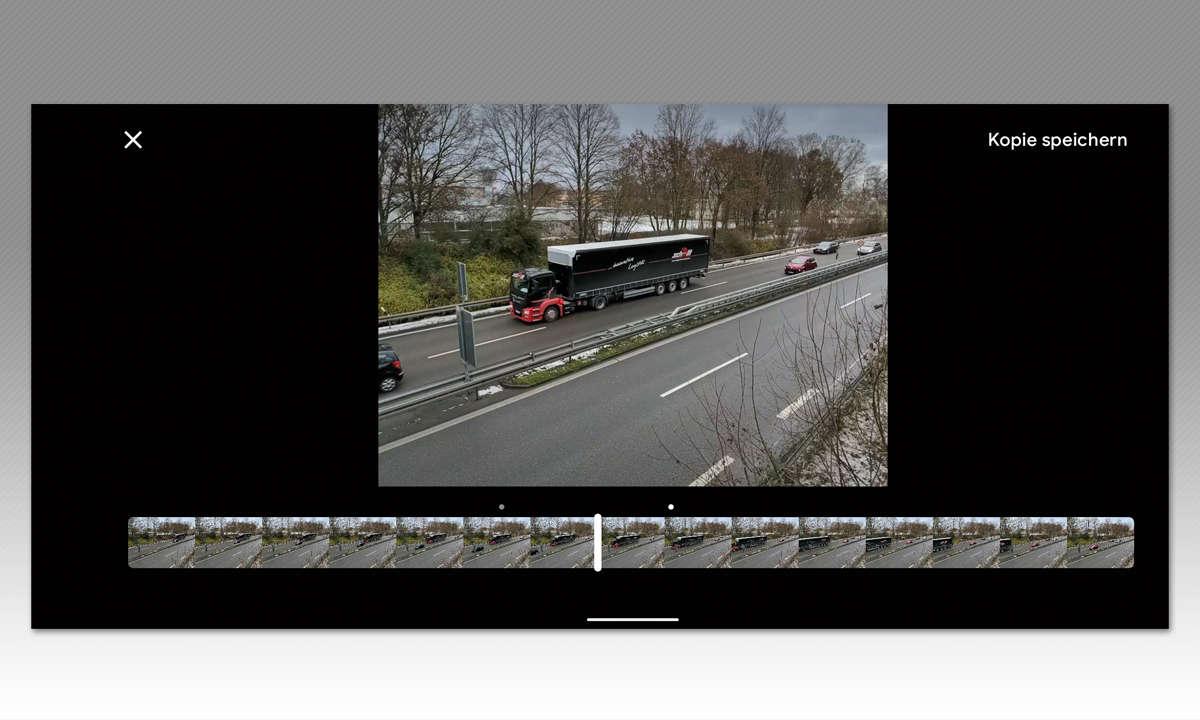 Google Pixel 4a 5G im Test: Kamera Screenshot 1