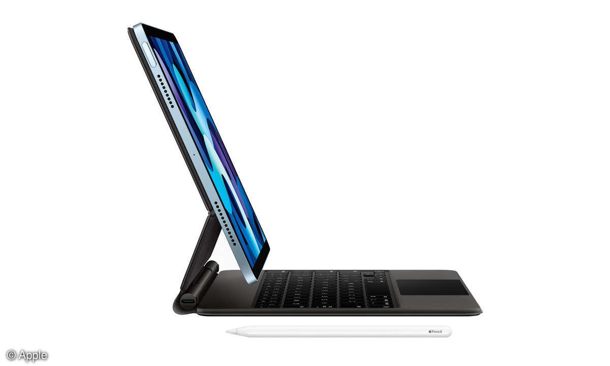 Apple iPad Air 2020 im Test - Magic Keyboard