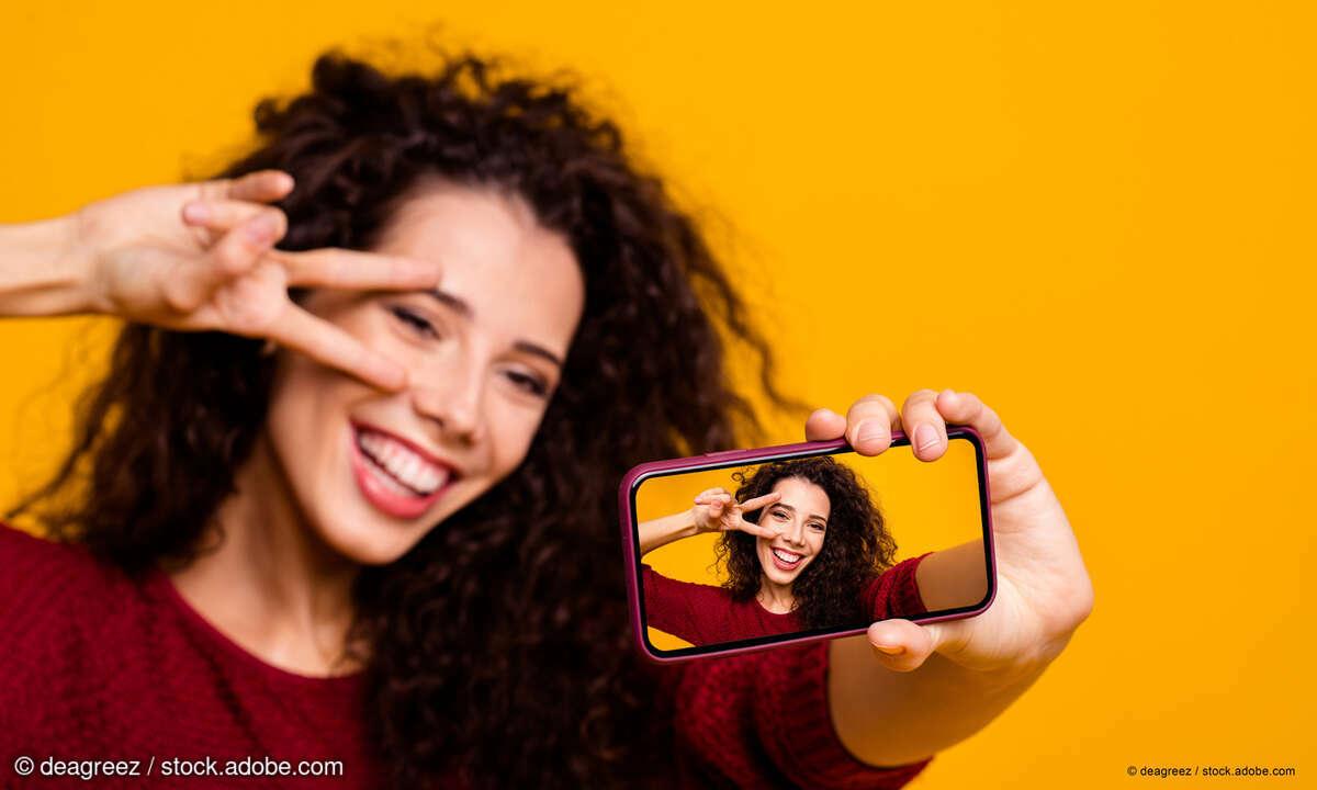 Smartphone-Sefies