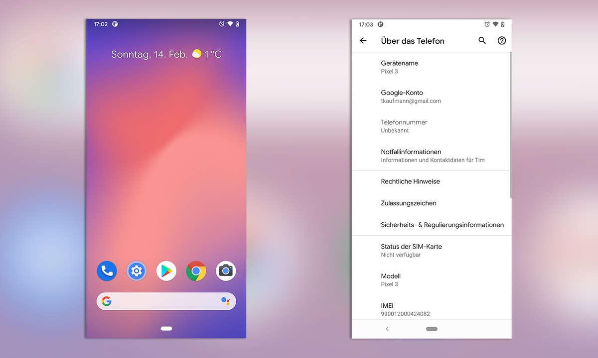 Android 11 Optimale Einstellungen