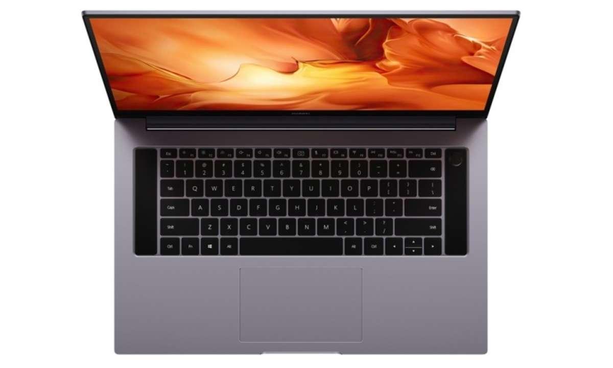 Huawei Matebook D16 Tastatur
