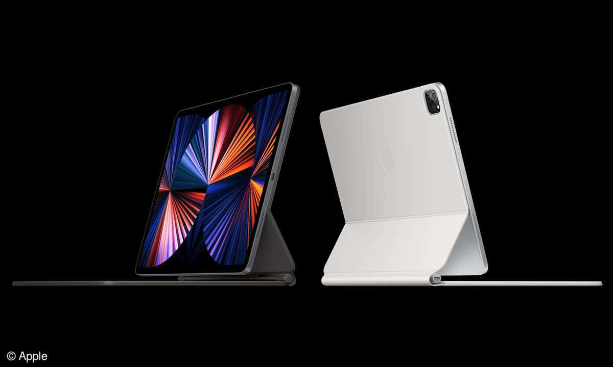 Apple iPad Pro 2021 mit Magic Keyboard