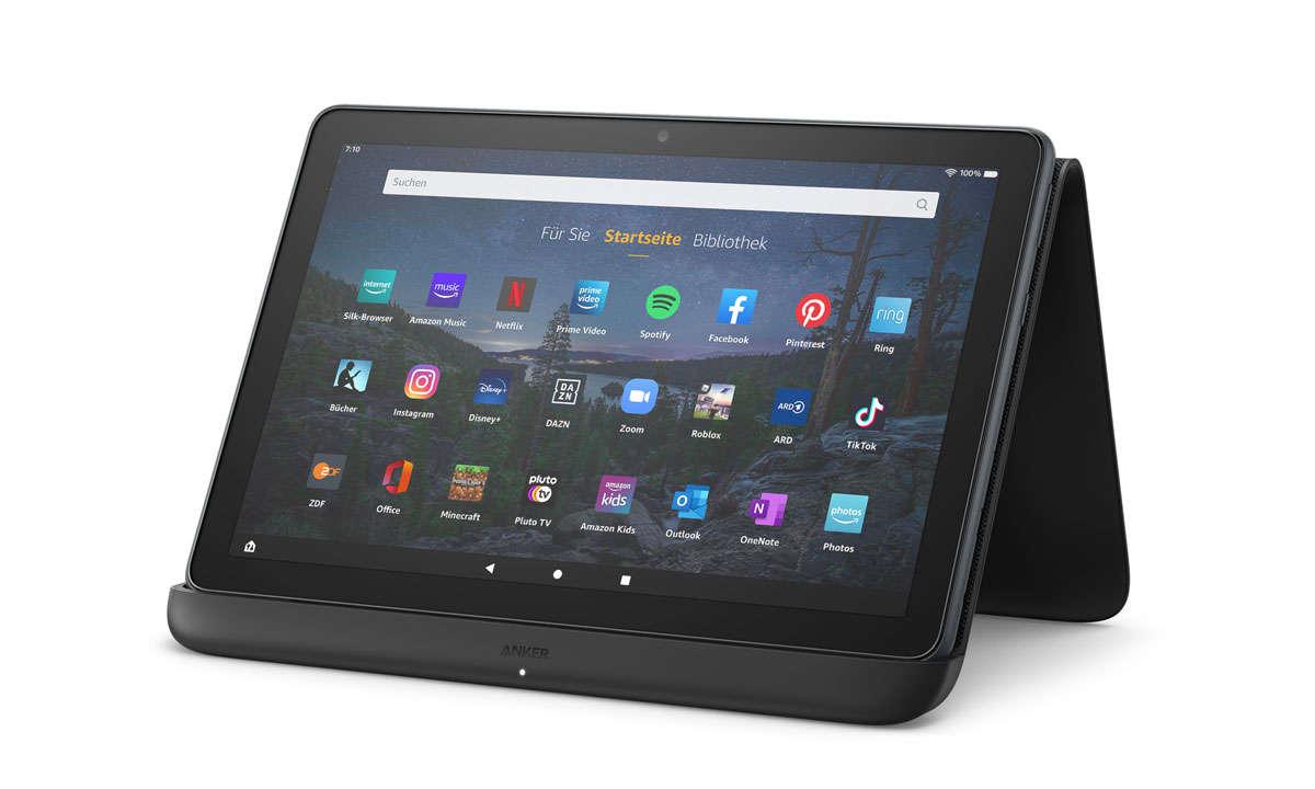 Amazon-Fire-HD-10-Plus-Ladedock-Anker