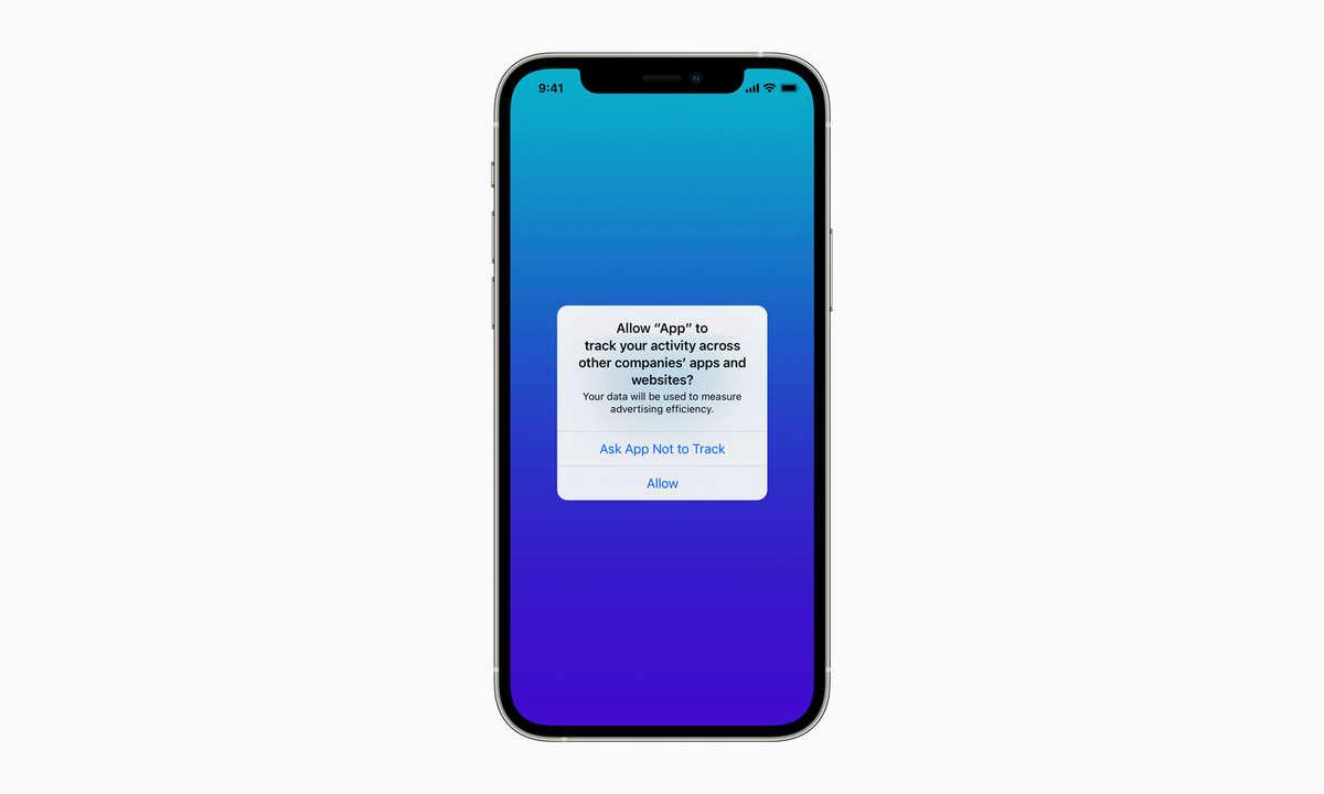 iOS 14.5 App-Tracking