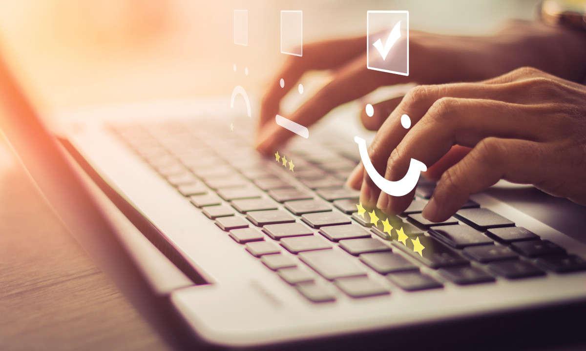Kundenbarometer Internet B2B 2021