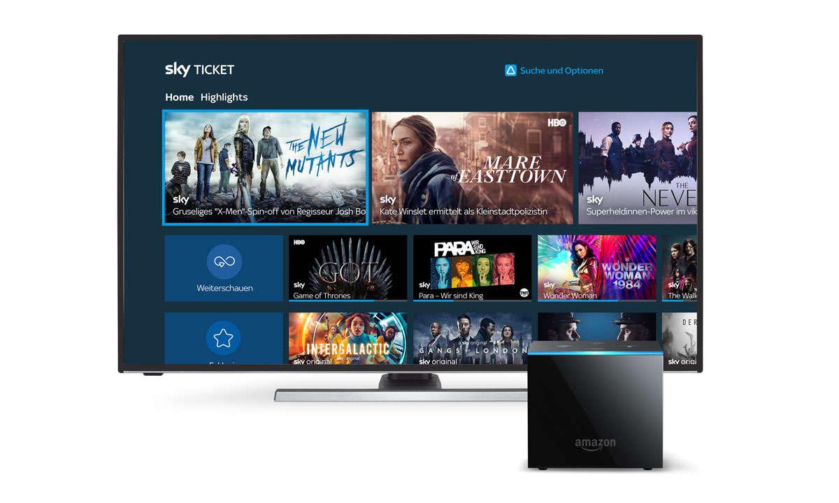 Sky-Ticket-App-auf-Fire-TV-Cube