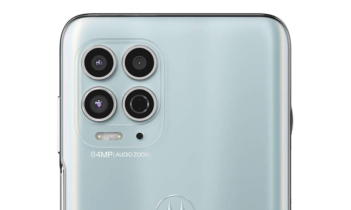 Motorola Moto G100 im Test - Kamera