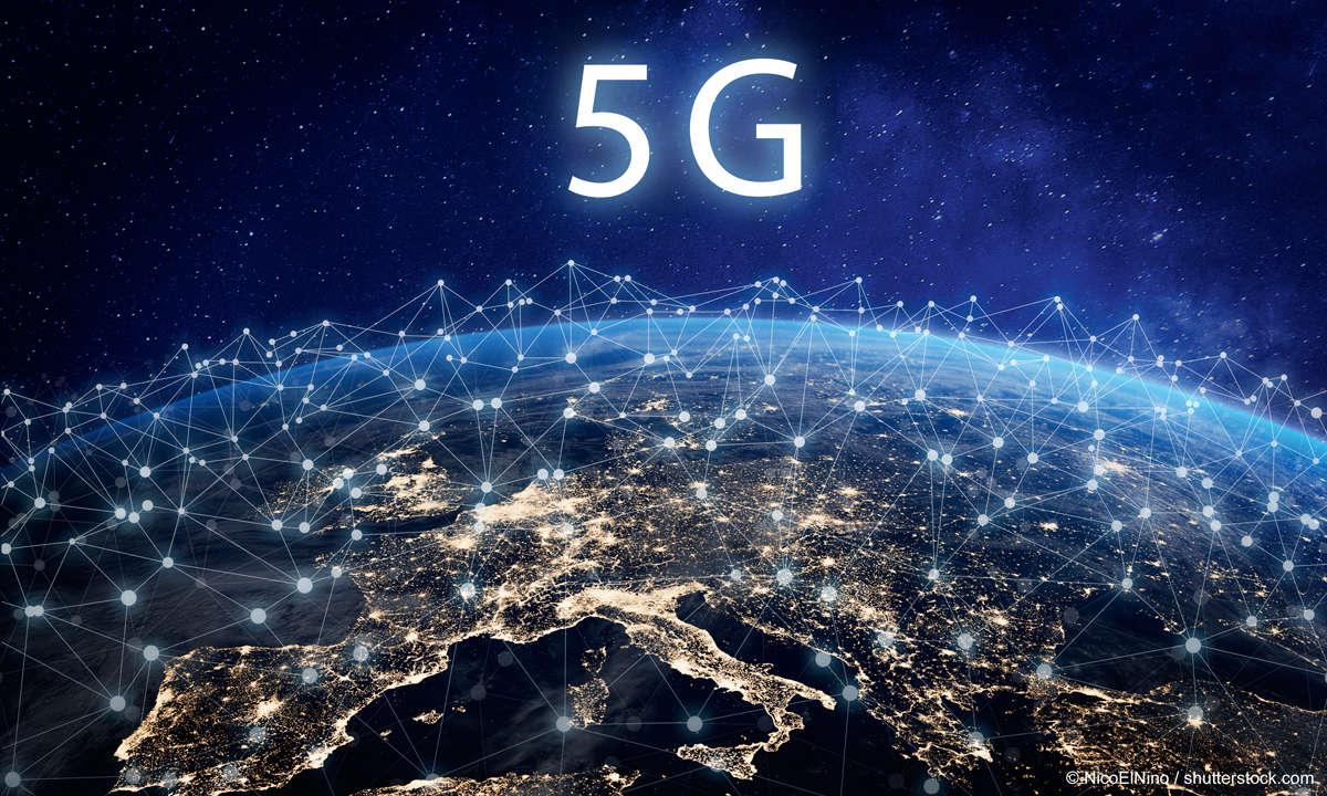 Report: 5G-Abdeckung weltweit