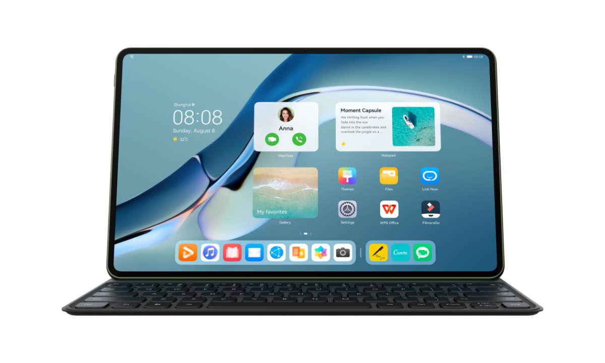 Harmony OS auf dem neuen MatePad Pro