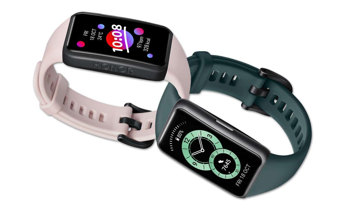 Fitnesstracker Huawei Band 6 vs Honor Band 6