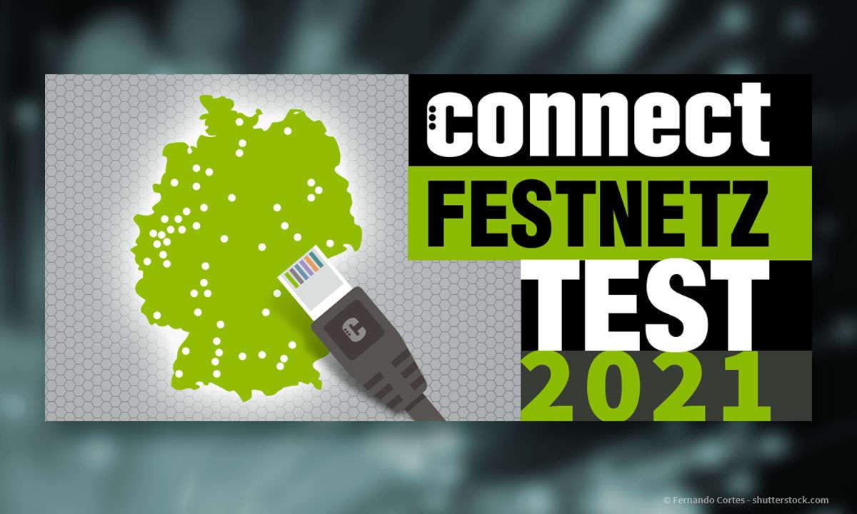 connect Festnetztest 2021