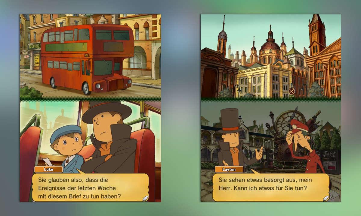 Layon: Verlorene Zukunft HD iOS-App
