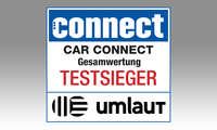 Connectivity-Test-hybride-Mittelklasse-2021-Testsieger-Siegel