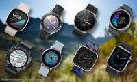 Smartwatches Bestenliste Aufmacher