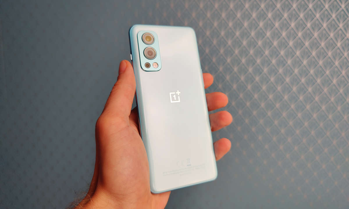 Oneplus Nord 2 back