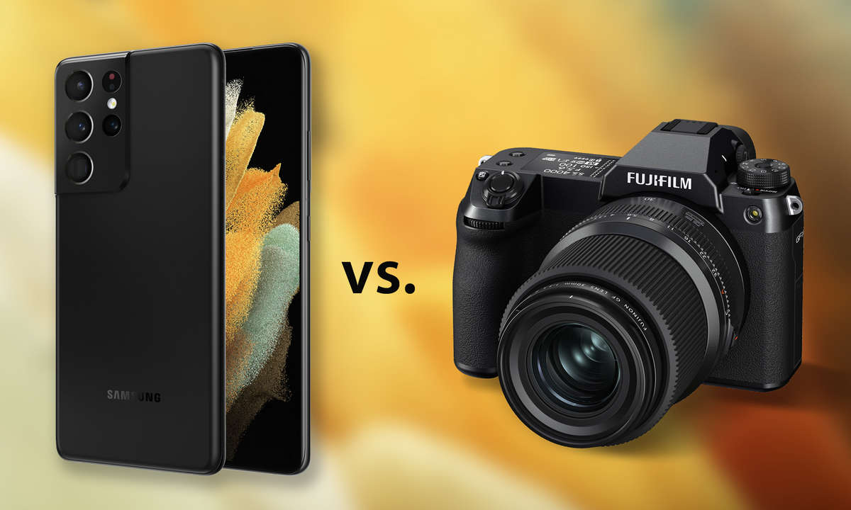 S21 Ultra vs. GFX 100s im 100-MP-Vergleich Aufmacher