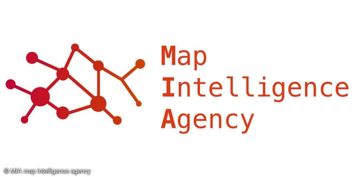 MIA map intelligence agency