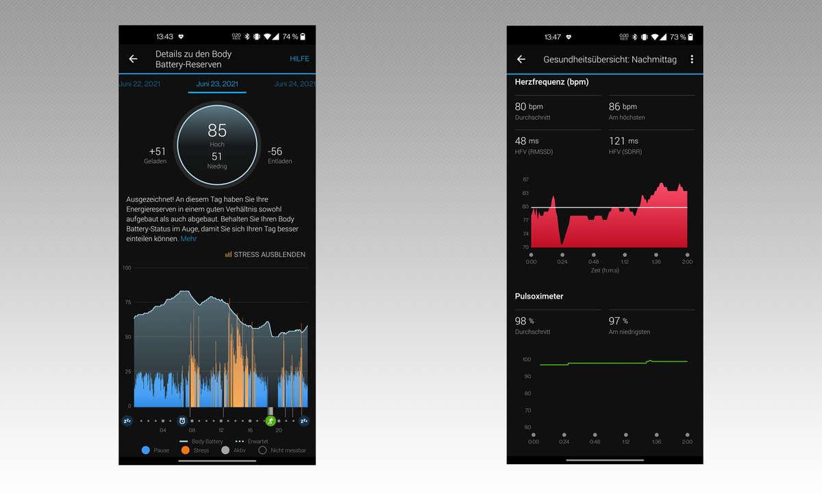 Garmin Venu 2 App