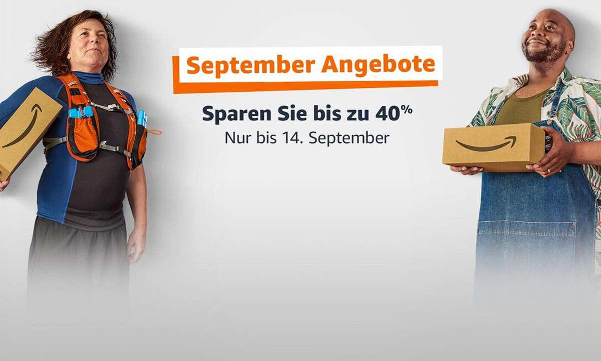 September-Angebote bei Amazon