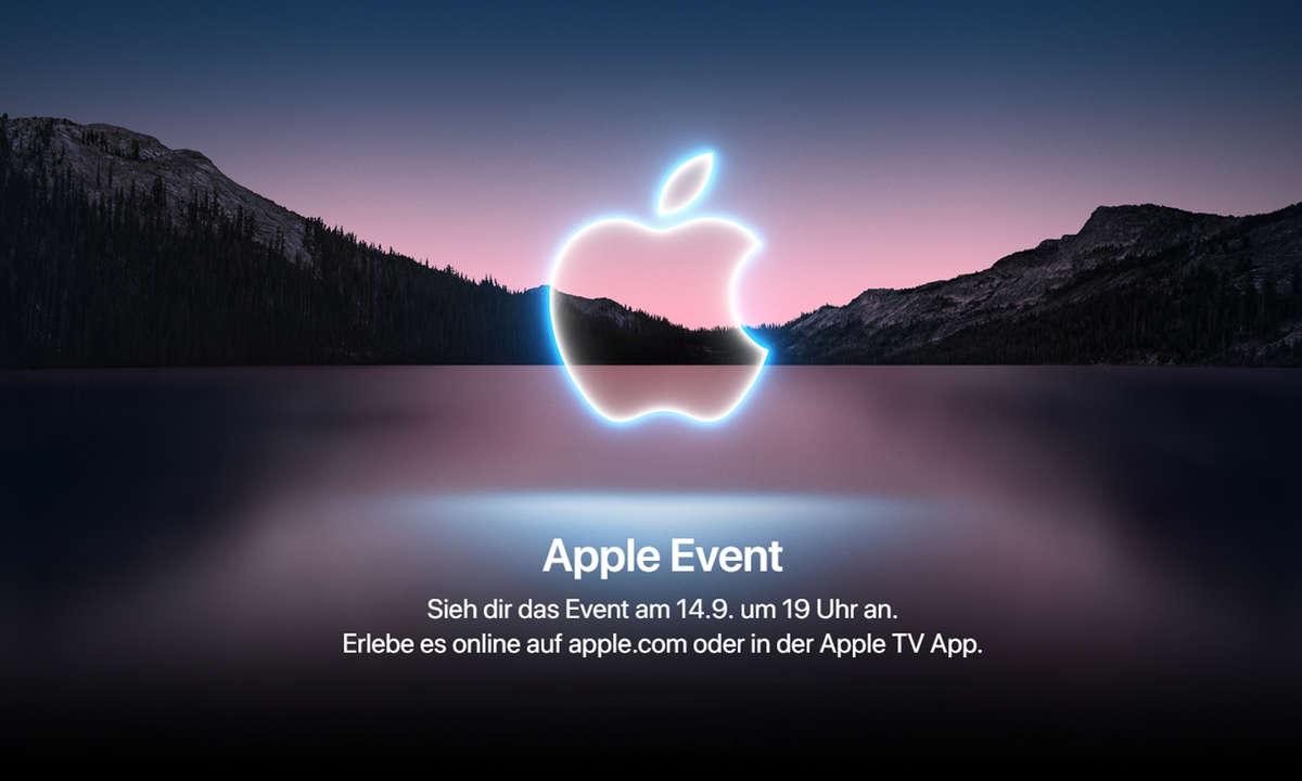 Apple-Event September 2021