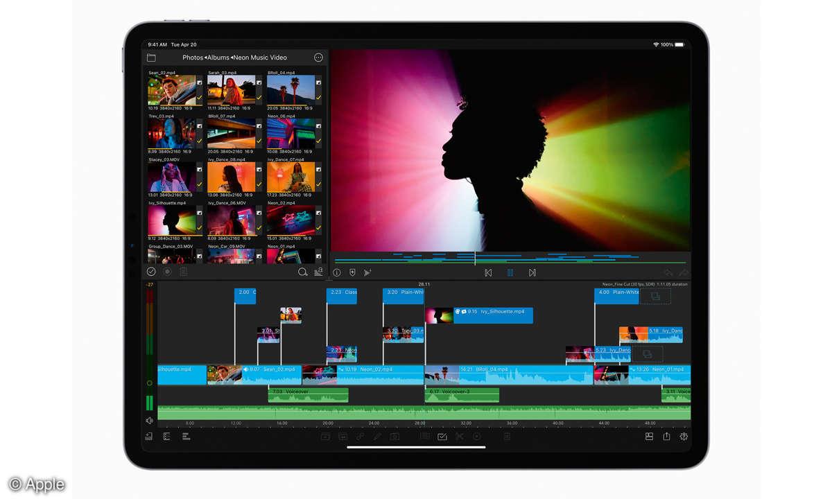 Apple iPad Pro 12,9 (2021) im Test