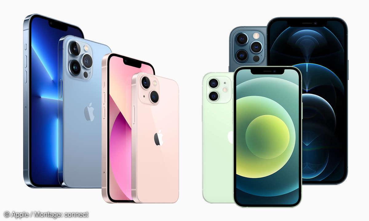 iPhone 13 Pro vs. iPhone 12 Pro
