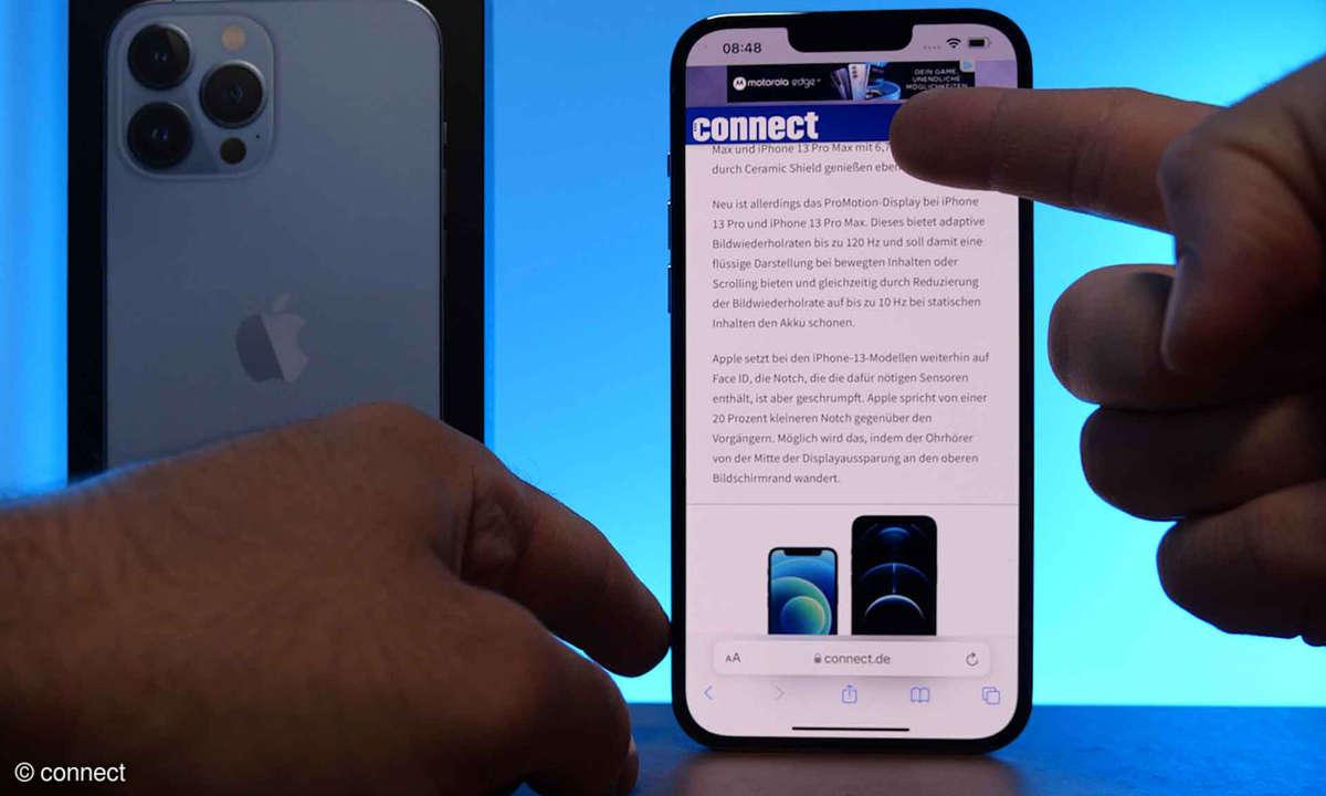 Pantalla iPhone 13 Pro Max