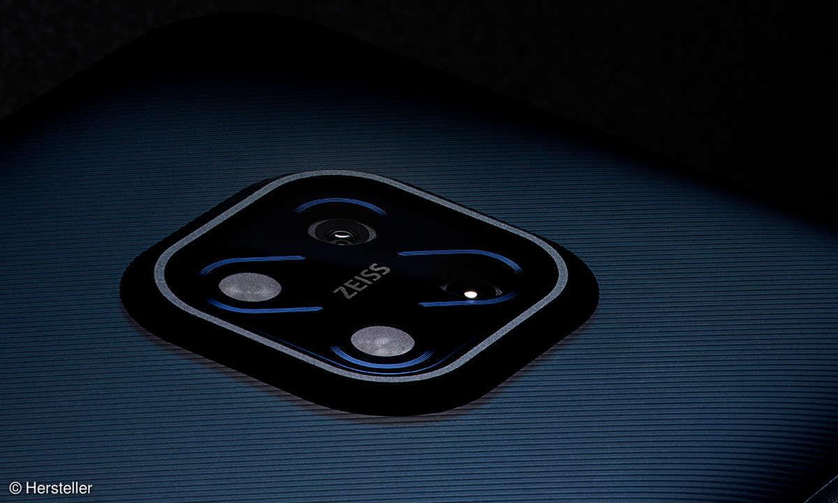 Nokia XR20 Rückseite mit Kamera