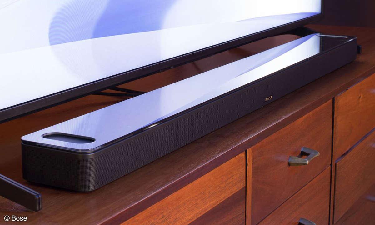 Bose-Soundbar