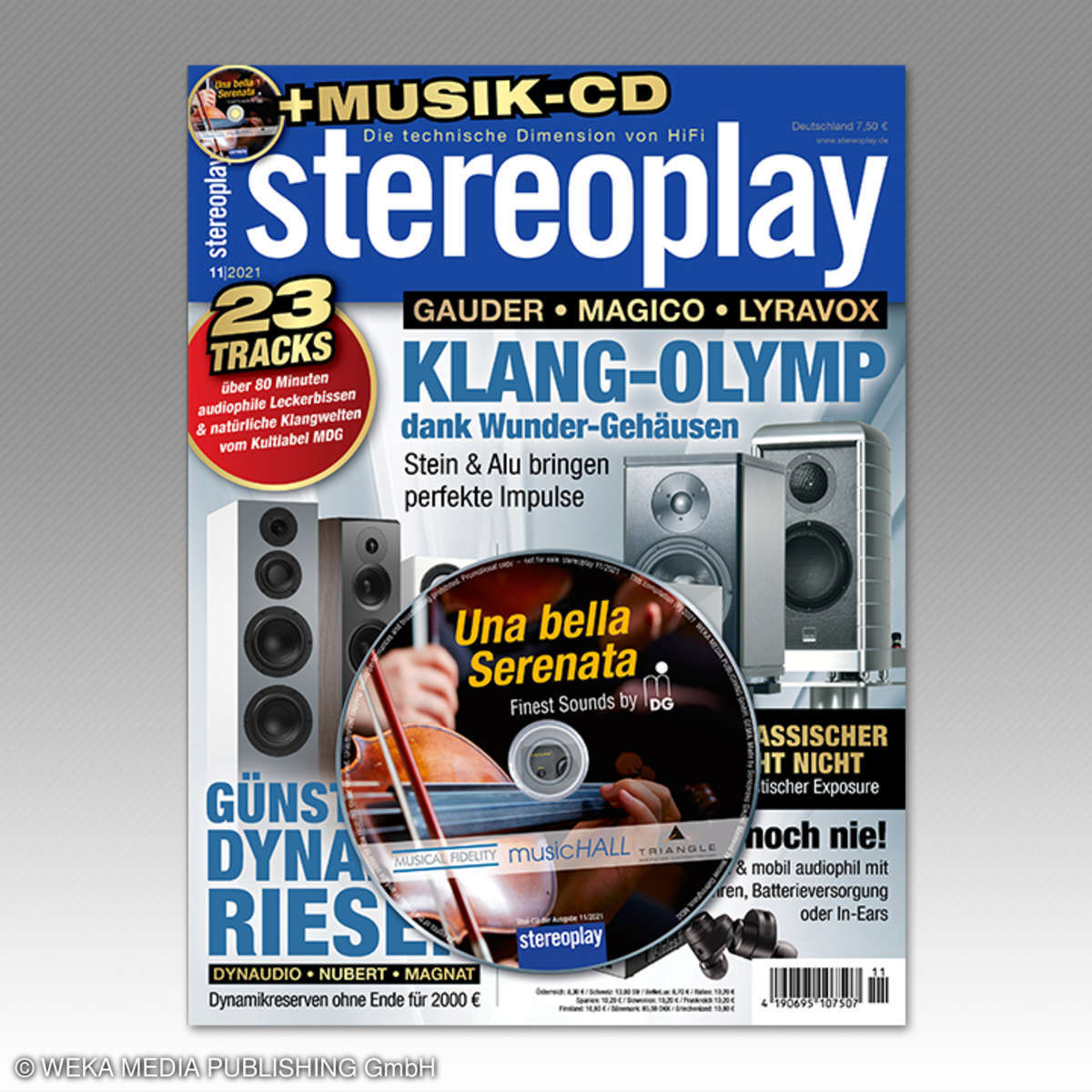 stereoplay 11/2021