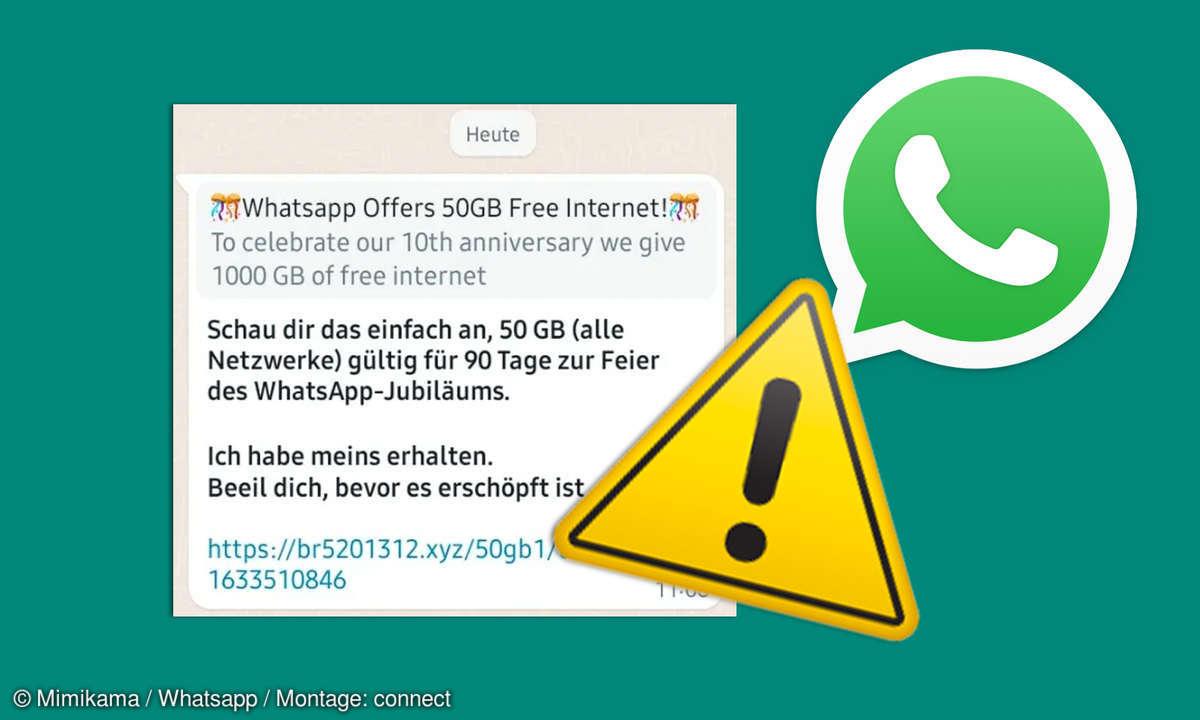 Whatsapp-Scam Gratis-Internet