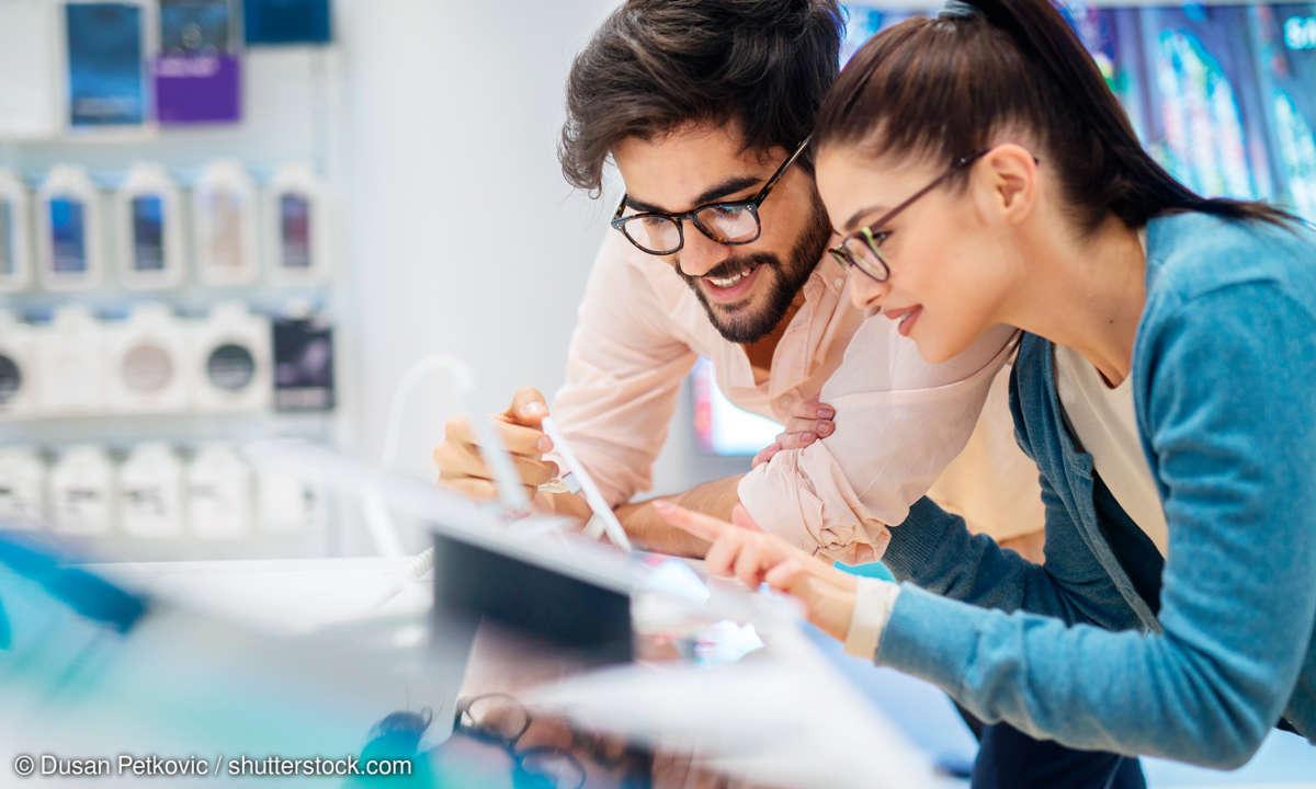 connect Mobilfunk-Shoptest 2021