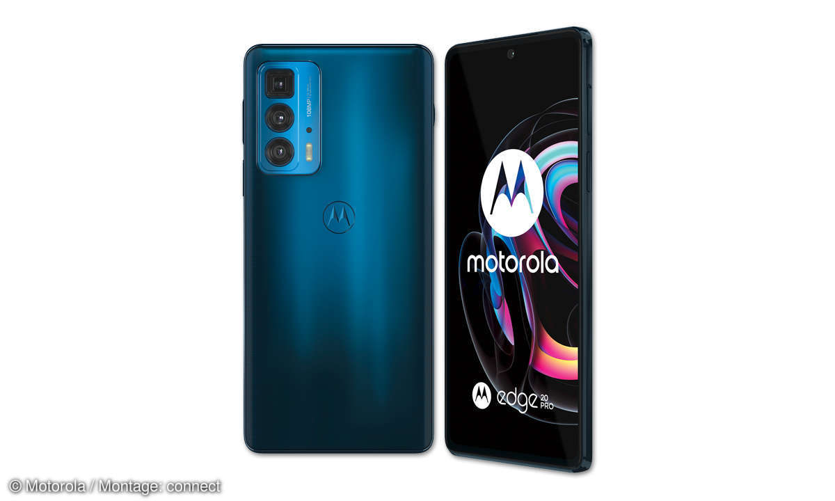 Motorola Edge 20 Pro im Test