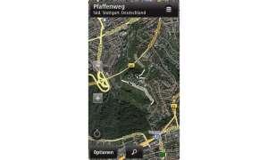Nokia N97 mini Maps