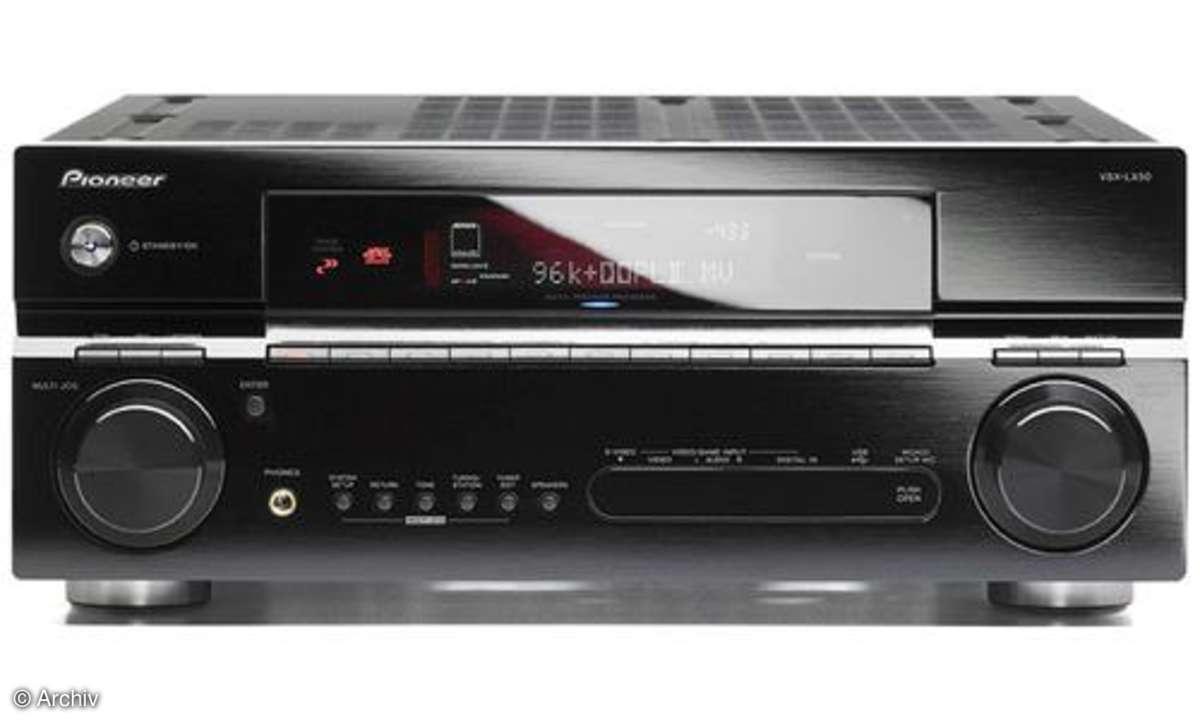 Pioneer VSX LX 50