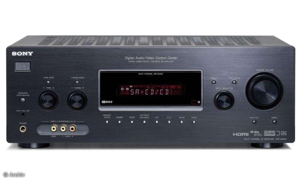 Surround-Receiver Sony STR DG 910