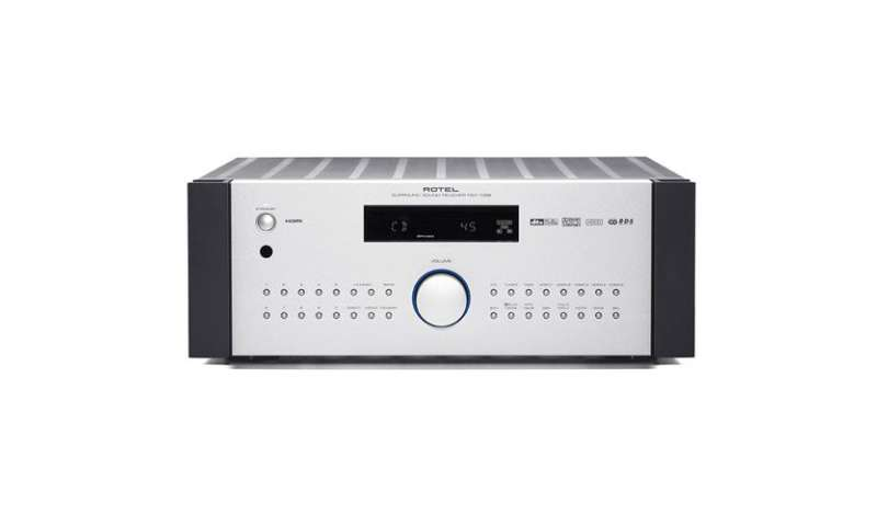 how to connect preamp to av receiver