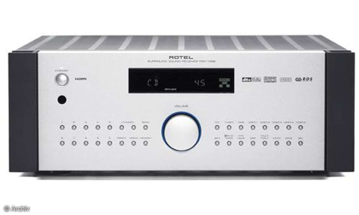 Rotel RSX 1058