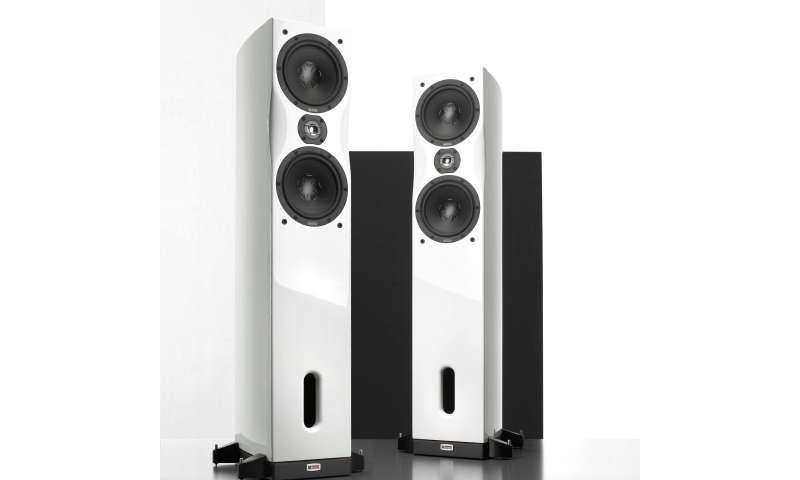 Lautsprecher German Maestro Linea S F-One