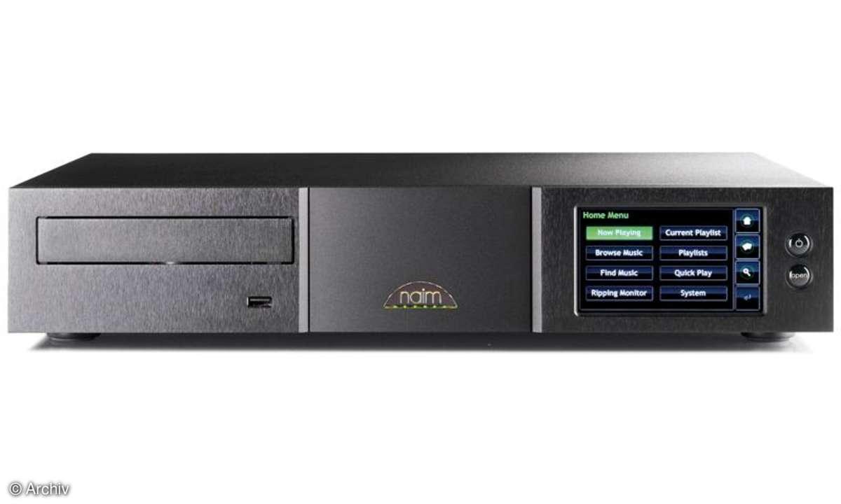 Musik-Server Naim HDX