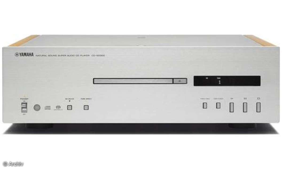 CD-Player Yamaha CD S 2000