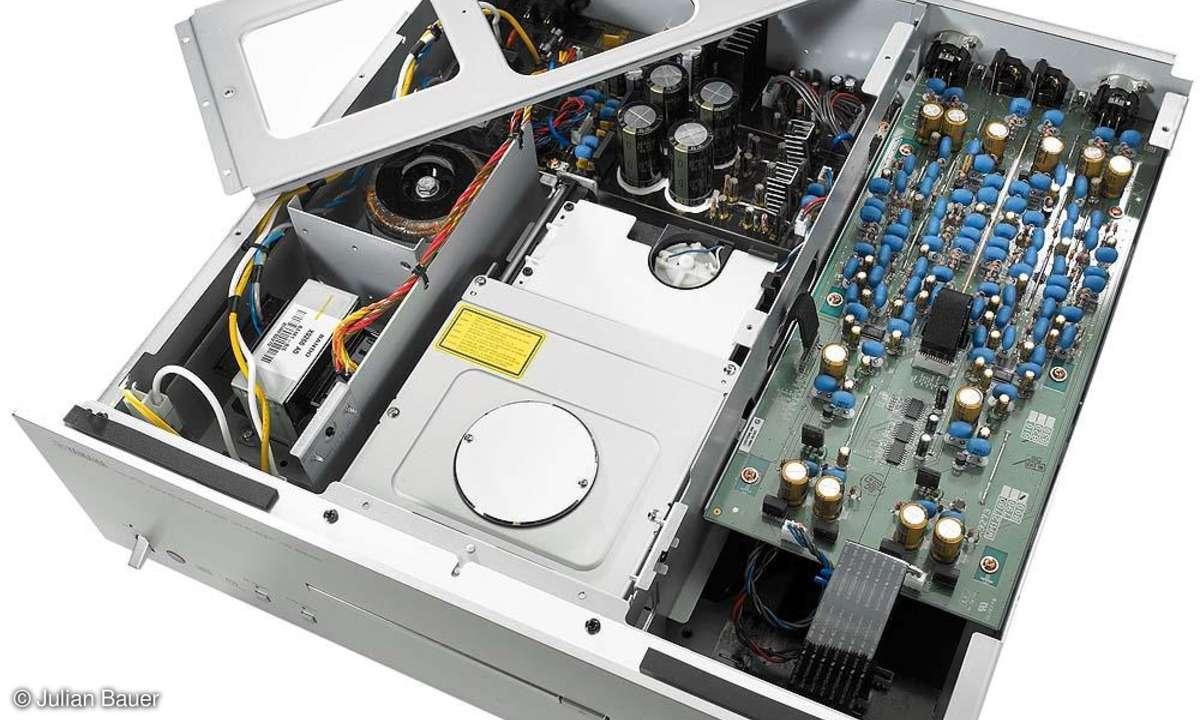 CD S 2000 Innenansicht