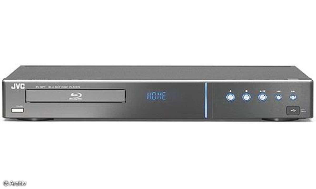 Blue-ray-Player JVC XV BP 1