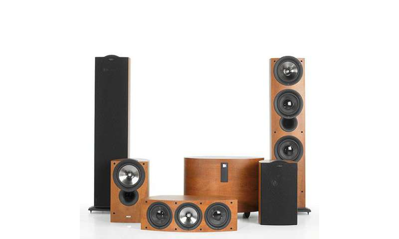 Surround Set KEF iQ PSW 2500
