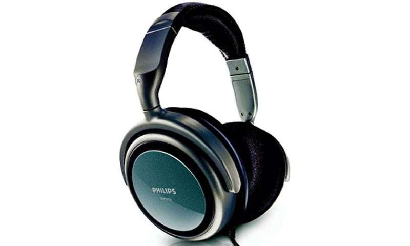 Kopfhörer Philips SHP 2700