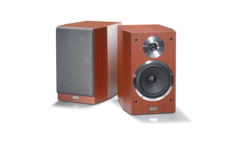 Kompakt-Lautsprecher Heco Metas 300