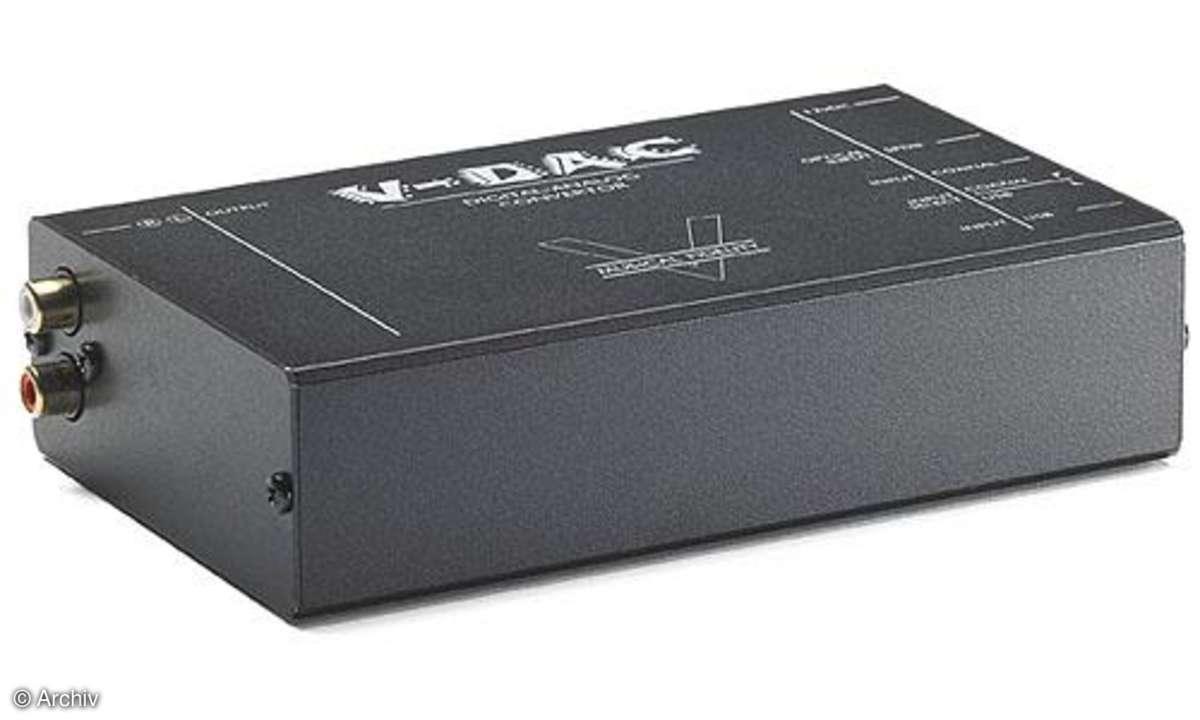 Digital/Analogwandler Musical Fidelity V-DAC