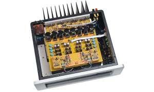 Endverstärker Spectral DMA 160 Innenansicht